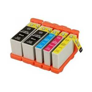 Multipack - Lexmark 100XL compatible ink cartridges - 5 pack