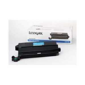 Original Lexmark 12N0768 Cyan toner cartridge, 14000 pages