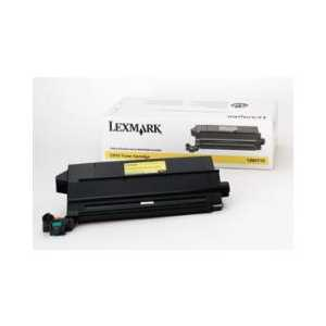 Original Lexmark 12N0770 Yellow toner cartridge, 14000 pages