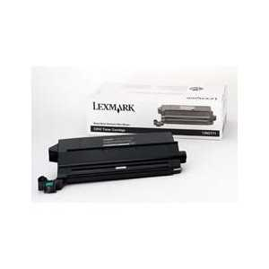 Original Lexmark 12N0771 Black toner cartridge, 14000 pages