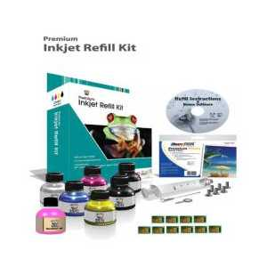 Inkjet Refill Kit for Lexmark 150XL - 9 refills - Uni-Kit