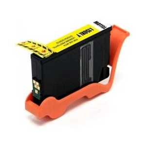 Compatible Lexmark 150XL Yellow ink cartridge, High Yield, 14N1650