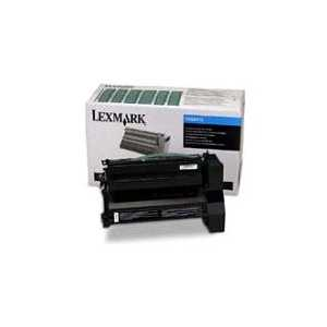 Original Lexmark 15G031C Cyan toner cartridge, 6000 pages