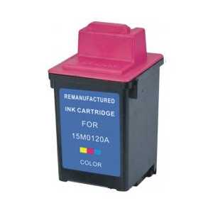 Remanufactured Lexmark 20 Color ink cartridge, 15M0120