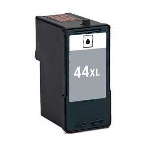 Remanufactured Lexmark 44XL Black ink cartridge, High Yield, 18Y0144