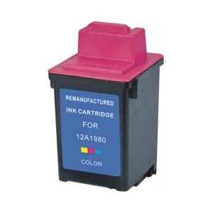 Remanufactured Lexmark 60 Color ink cartridge, 17G0060, 17G0065