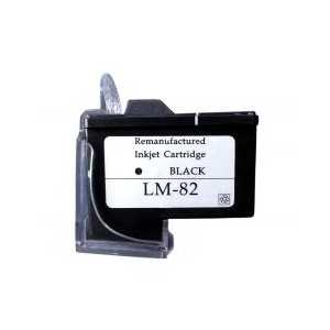 Remanufactured Lexmark 82 Black ink cartridge, 18L0032