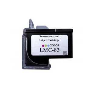 Remanufactured Lexmark 83 Color ink cartridge, 18L0042