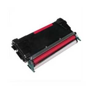 Remanufactured Lexmark C5222MS Magenta toner cartridge, 3000 pages