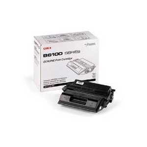 Original OKI 52113701 Black toner cartridge, 15000 pages