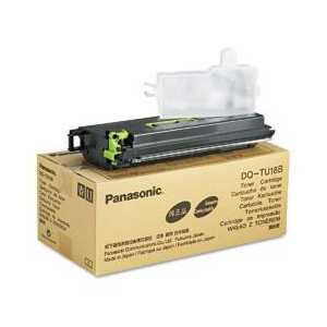 Panasonic DQ-TU18B Black genuine OEM toner cartridge