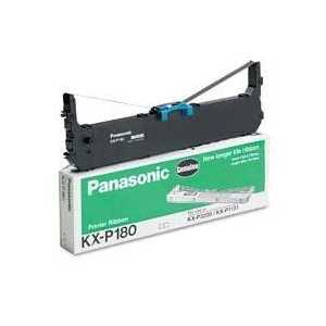 OEM Panasonic KX-P180 Black Original Ink Ribbon Cartridge