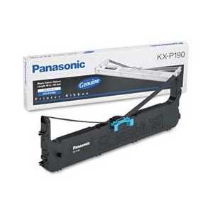 OEM Panasonic KX-P190 Black Original Ink Ribbon Cartridge