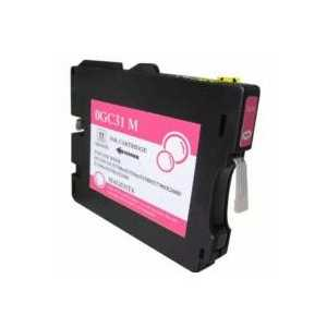 Compatible Ricoh GC31M Magenta gel ink cartridge, 405690