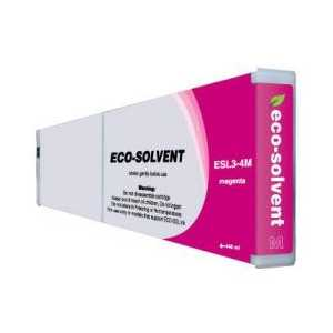 Compatible Roland ESL3-4M Magenta Eco-Sol Max ink cartridge