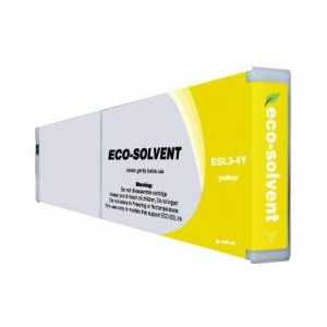 Compatible Roland ESL3-4Y Yellow Eco-Sol Max ink cartridge
