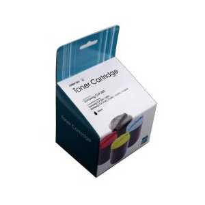 Compatible Samsung CLP-K300A Black toner cartridge, 2000 pages