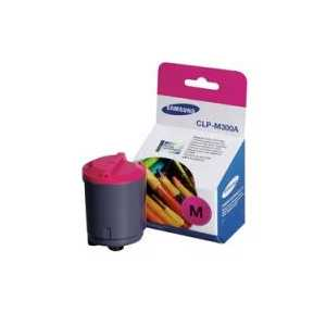 Original Samsung CLP-M300A Magenta toner cartridge, 1000 pages