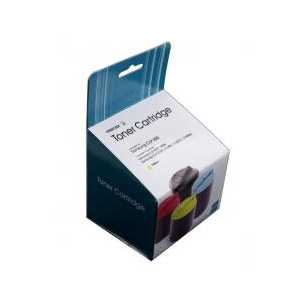 Compatible Samsung CLP-Y300A Yellow toner cartridge, 1000 pages