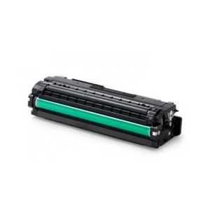 Compatible Samsung CLT-C506S Cyan toner cartridge, 3500 pages