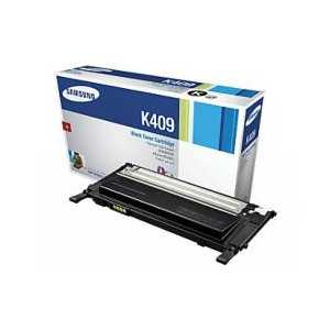 Original Samsung CLT-K409S Black toner cartridge, 1500 pages