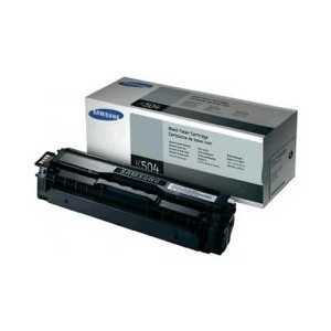Original Samsung CLT-K504S Black toner cartridge, 2500 pages