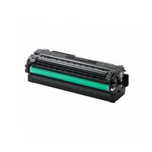 Compatible Samsung CLT-K505L Black toner cartridge, High Yield, 6000 pages