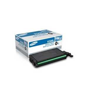 Original Samsung CLT-K508L Black toner cartridge, High Yield, 5000 pages
