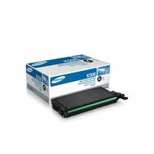 Original Samsung CLT-K508S Black toner cartridge, 2500 pages