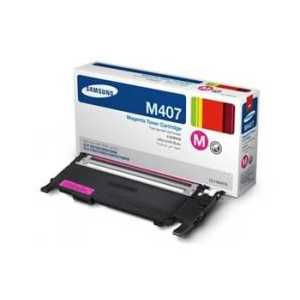 Original Samsung CLT-M407S Magenta toner cartridge, 1000 pages