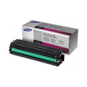 Original Samsung CLT-M504S Magenta toner cartridge, 1800 pages