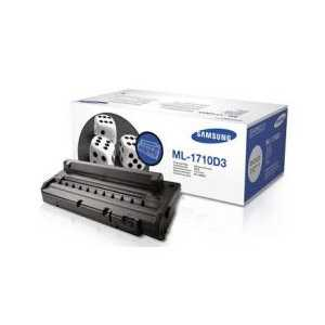 Original Samsung ML-1710D3 Black toner cartridge, 3000 pages