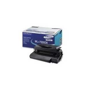 Original Samsung ML-7000D8 Black toner cartridge, 8000 pages