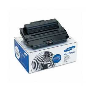 Original Samsung ML-D3050B Black toner cartridge, High Yield, 8000 pages