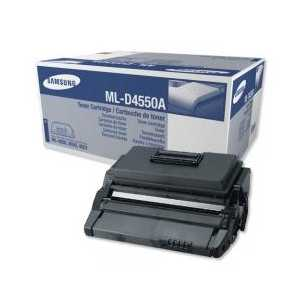 Original Samsung ML-D4550A Black toner cartridge, 10000 pages