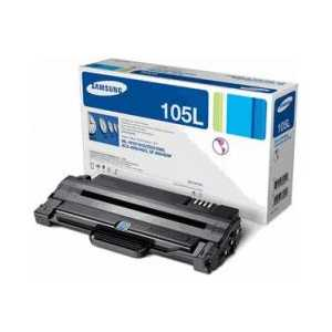 Original Samsung MLT-D105L Black toner cartridge, High Yield, 2500 pages