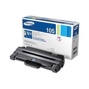 Original Samsung MLT-D105S Black toner cartridge, 1500 pages