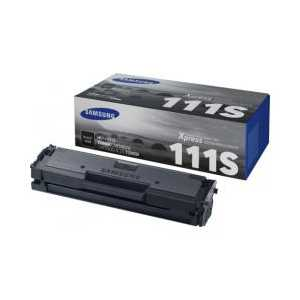 Original Samsung MLT-D111S Black toner cartridge, 1000 pages