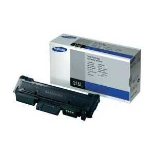 Original Samsung MLT-D116L Black toner cartridge, High Yield, 83000 pages