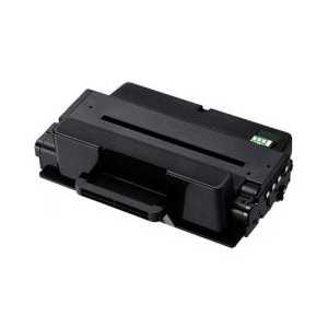 Compatible Samsung MLT-D205E Black toner cartridge, Extra Yield, 10000 pages