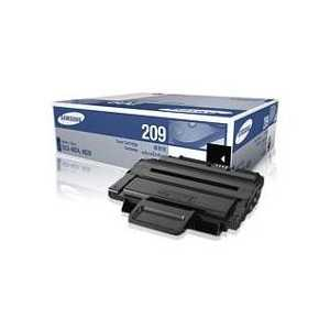 Original Samsung MLT-D209S Black toner cartridge, 2000 pages