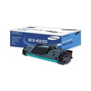 Original Samsung SCX-4521D3 Black toner cartridge, 3000 pages