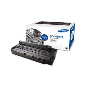 Original Samsung SF-D560RA Black toner cartridge, 3000 pages