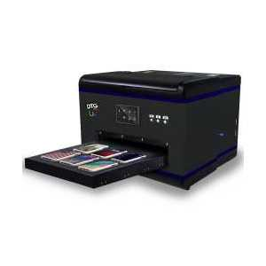 DTG PRO 1390 MAX FUSION UV LED Direct to Substrate Printer