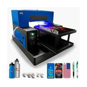 DTG PRO L1800 FUSION UV LED Direct to Substrate Printer