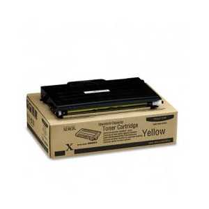 Xerox 106R00678 Yellow genuine OEM toner cartridge