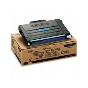 Xerox 106R00680 Cyan High Capacity genuine OEM toner cartridge