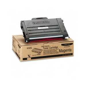 Xerox 106R00681 Magenta High Capacity genuine OEM toner cartridge