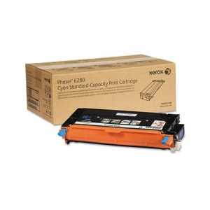 Xerox 106R01388 Cyan genuine OEM toner cartridge