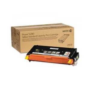 Xerox 106R01390 Yellow genuine OEM toner cartridge